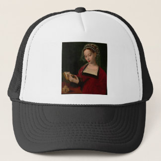 The Magdalen reading by Ambrosius Benson Trucker Hat