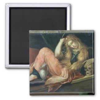The Magdalene (oil on canvas) Magnet