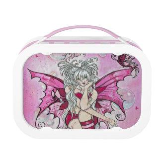 """""""The Magenta Fairy"""" fantasy lunchbox Yubo Lunch Box"""