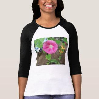 The Magenta Morning Glory Shirt