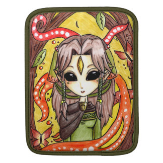The Mages daughter iPad Sleeve