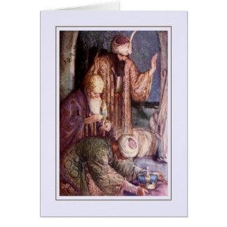 The Magi Greeting Card