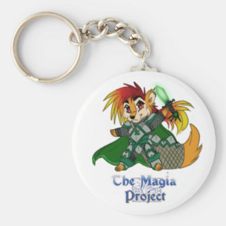 The Magia Project: Mezmer Keychain