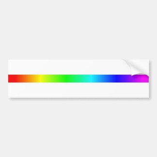 The Magic Bumper Sticker