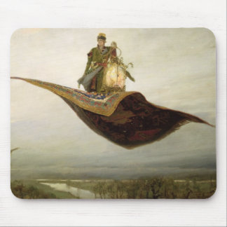 The Magic Carpet, 1880 Mouse Pad