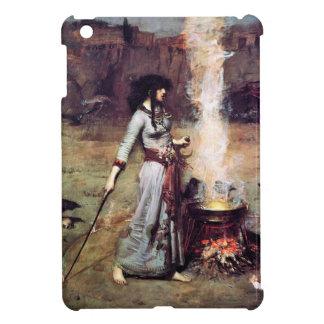 """The Magic Circle"" by John W. Waterhouse Cover For The iPad Mini"