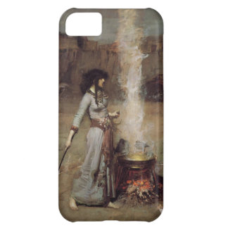 The Magic Circle [John William Waterhouse] iPhone 5C Case