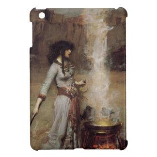 The Magic Circle [John William Waterhouse] iPad Mini Cover