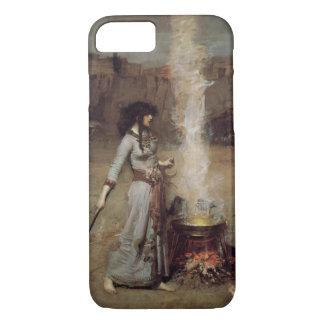 The Magic Circle [John William Waterhouse] iPhone 7 Case