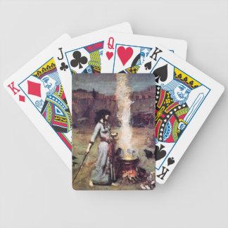 The Magic Circle Pre-Raphaelite Playing Cards