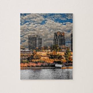 The Magic City Jigsaw Puzzle