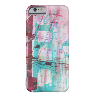 The Magic Electric Golden gate of san Francisco Ph Barely There iPhone 6 Case