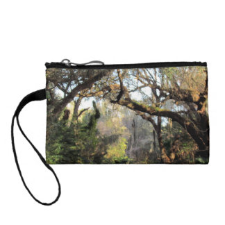 The Magic Forest Wristlet