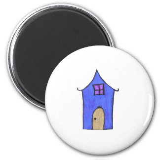 The Magic House Magnet