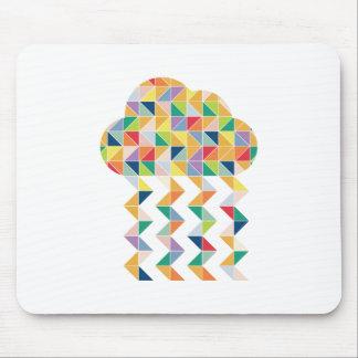 The magic imagination cloud! mouse pad