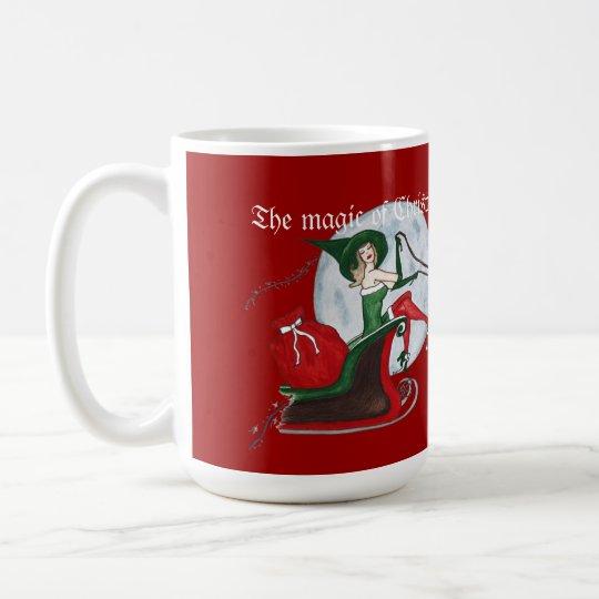 The Magic of Christmas Coffee Mug