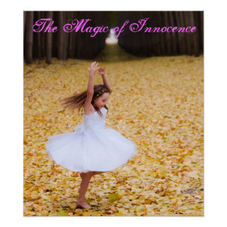 The Magic of Innocence Poster