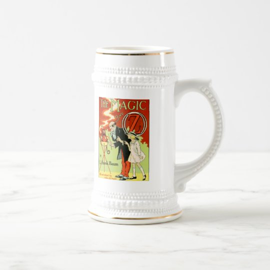 The Magic Of Oz Beer Stein