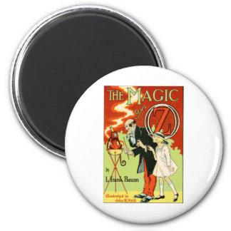 The Magic Of Oz Magnet