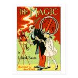The Magic Of Oz Postcard