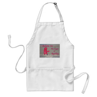 The Magic of Reality Adult Apron