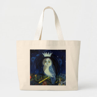 The Magic of the Flute 2002 Large Tote Bag