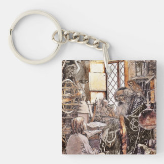 The Magic Shop Keychain