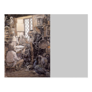 The Magic Shop Postcard