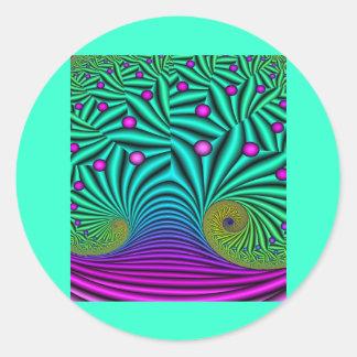 The Magic Tree Jan 1st 2009 Classic Round Sticker