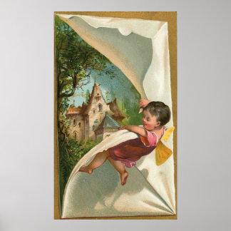 The Magic Window Poster