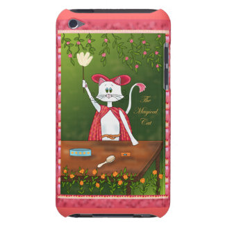 The Magical Cat Barely There iPod Cases
