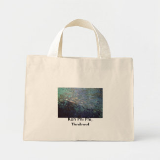 The magical island called Koh Phi Phi Mini Tote Bag