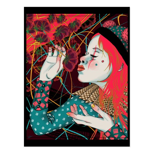 The Magical Scent Postcard
