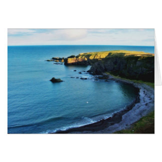 The magical Stonehaven in beautiful Scotland! Card