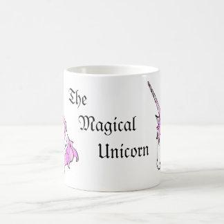 The Magical Unicorn 11 Oz Magic Heat Color-Changing Coffee Mug