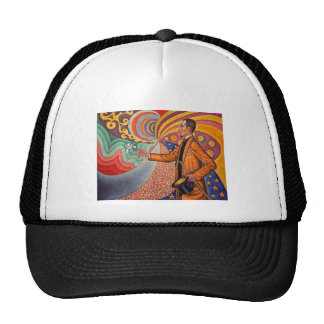 The Magician Mesh Hat