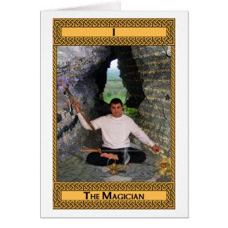 The Magician Tarot Card Art