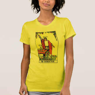 The Magician Tarot Card T-Shirt