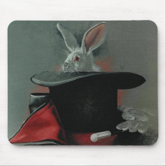 The Magician's Wares Mouse Pad