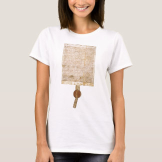 The Magna Carta 1297 Version T-Shirt