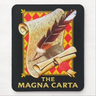 The Magna Carta Mouse Pad