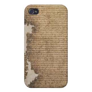 The Magna Carta of Liberties, Third Version iPhone 4 Case