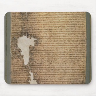 The Magna Carta of Liberties, Third Version Mouse Pad