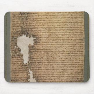 The Magna Carta of Liberties, Third Version Mouse Pad