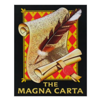 The Magna Carta Poster