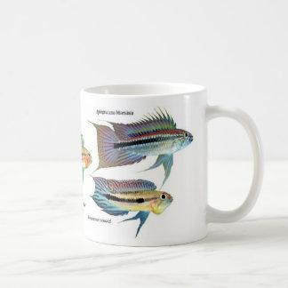 The magnetic cup of Apistgramma Classic White Coffee Mug
