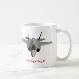 The magnetic cup of F-35A Lightning II