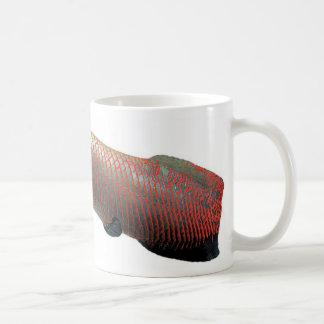 The magnetic cup of Pirarucu Classic White Coffee Mug