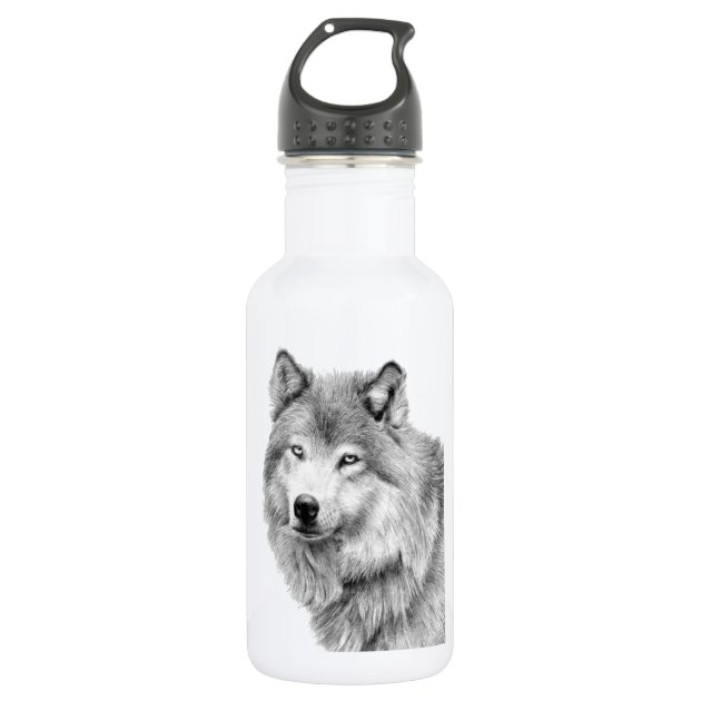the magnificient one stainless steel water bottle