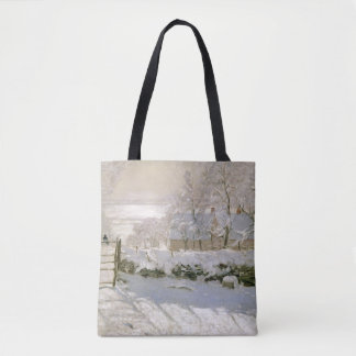 The Magpie, 1869 Tote Bag